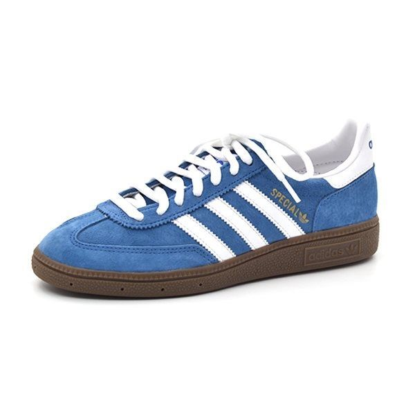 adidas handball spezial sneaker blau wei. Black Bedroom Furniture Sets. Home Design Ideas
