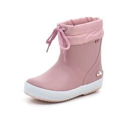 Viking Alv Wintergummistiefel, dusty rose
