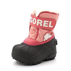 Sorel Snow Commander Winterstiefel rosa