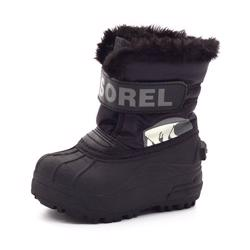 Sorel Snow Commander Winterstiefel, schwarz