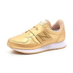 New Balance 220 J Sneakers, gold