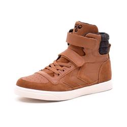 Hummel Stadil Winter High JR Wintersneaker, cognac