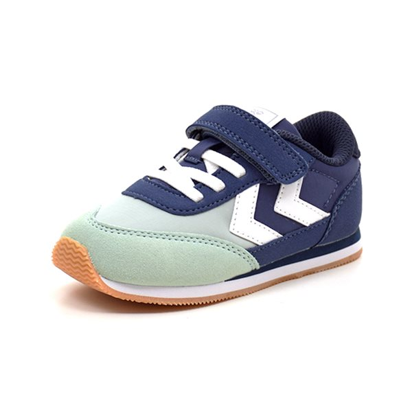 Hummel Reflex Infant Sneakers, mint/blau