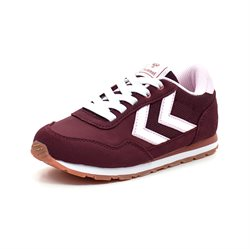 Hummel Reflex Low JR Sneakers, bordeaux