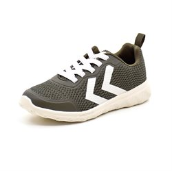 Hummel Actus ML JR Sneakers, moos grün
