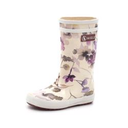 Aigle Lolly Pop Gummistiefel wild flower