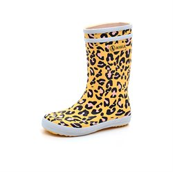 Aigle Lolly Pop Kinder Gummistiefel Leopard
