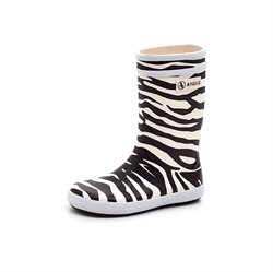 Aigle Lolly Pop Kinder Gummistiefel Zebra