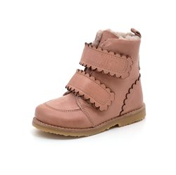 Petit Nord Scallop TEX Stiefel, old rose