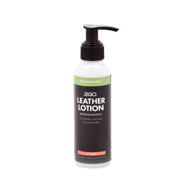 2GO Sustainable leather lotion/Leder Balsam