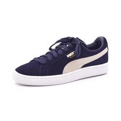 PUMA Suede Classic Sneaker, navy