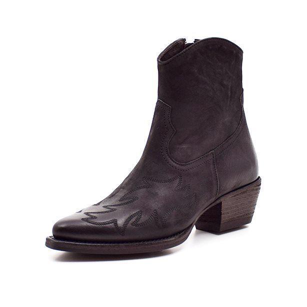 Billi Bi Western Stiefelette, schwarz