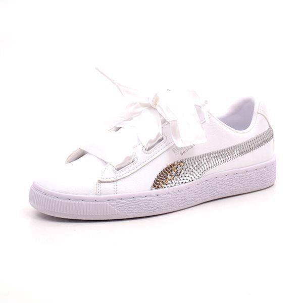 Puma Damen Sneaker 674144 (Oliv) im Online Shop von 674144