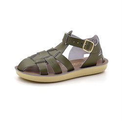 Salt Water Shark Sandale, olive