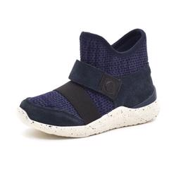 Woden Kids Slip-in Sneakers, navy