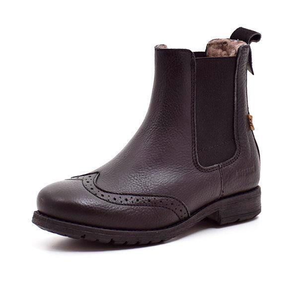 sports shoes 10350 8ffd2 Bisgaard TEX Chelsea Stiefelette gefüttert, schwarz