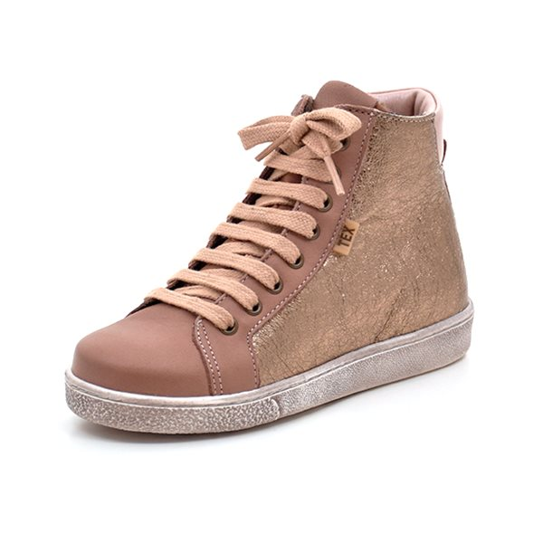 Bisgaard sporty TEX Sneakers, rose/gold