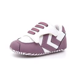 Hummel Prewalker Babyschuh, grape