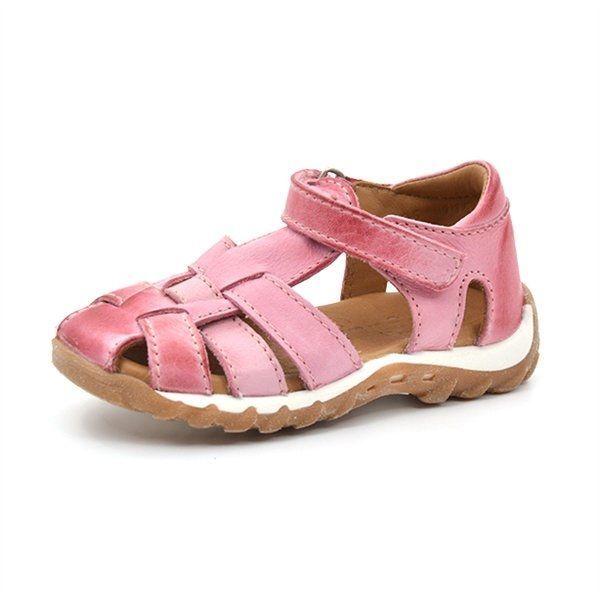 bisgaard geschlossene sandale bubblegum pink. Black Bedroom Furniture Sets. Home Design Ideas