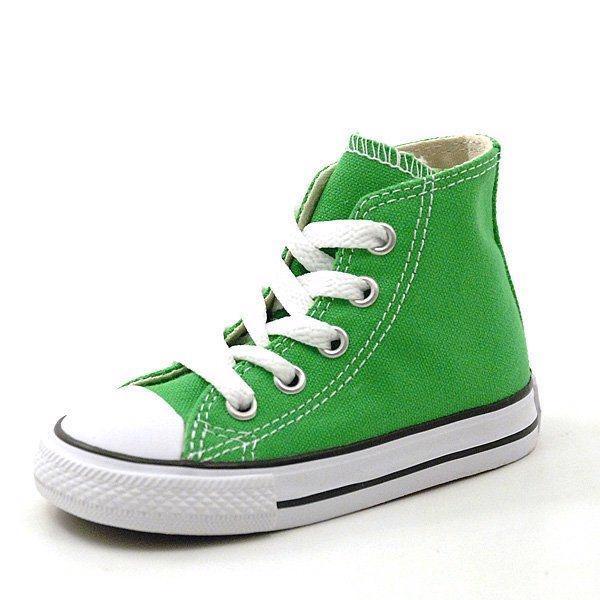 stabile Qualität stylistisches Aussehen billig zu verkaufen Converse All Star Kinder Chuck grün (Gr. 21-26)