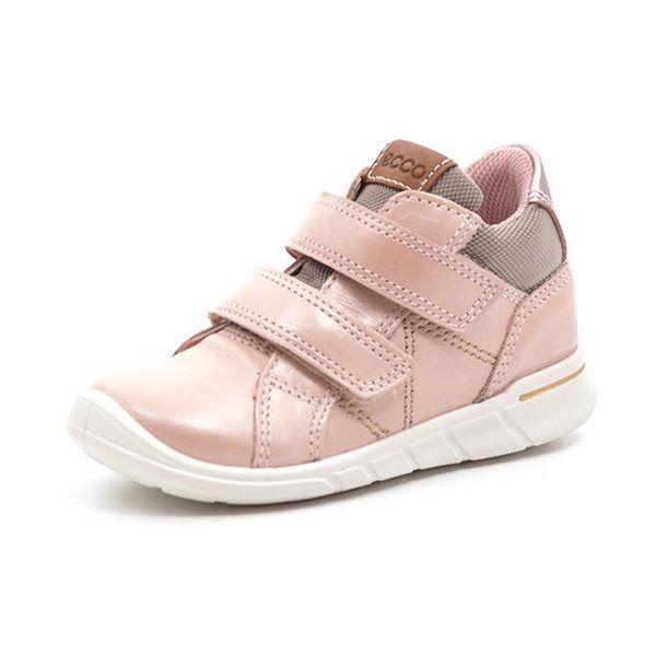 ECCO First Sneaker Klettschuh, rosa