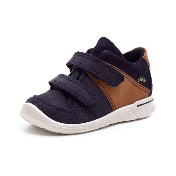 ECCO First Sneaker Klettschuh TEX, navy