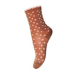 MP Socken Dots, rust