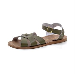 Salt Water Original Sandale, olive