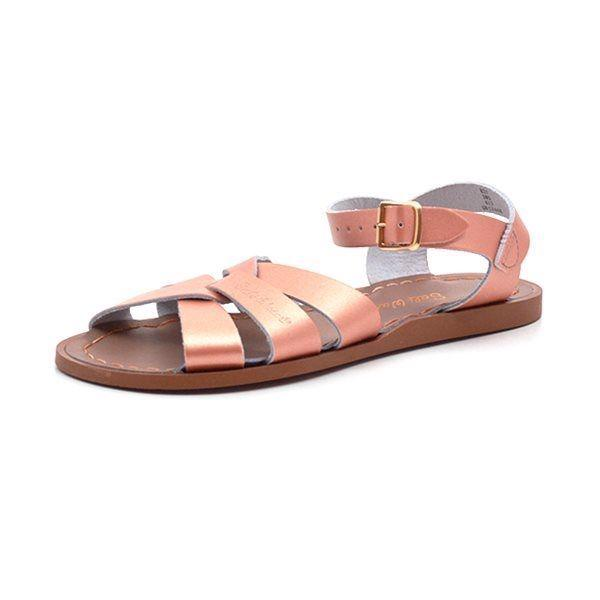 Salt Water Original Sandale, rosegold