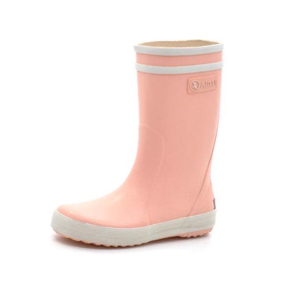 Aigle Lolly Pop Kinder Gummistiefel rosa