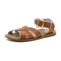 Salt-Water original Sandale, tan cognac