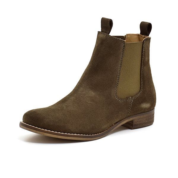 AMUST Chelsea boot Stiefelette, olivengrün