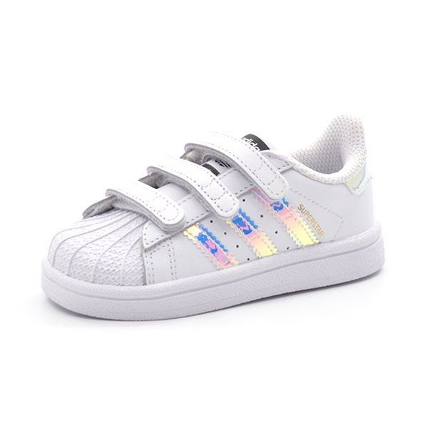 best place top brands best quality Adidas Superstar Cf 1 Sneaker, weiß/perlmutt