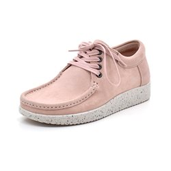 Nature Footwear Anna Halbschuhe, puder rose