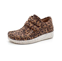 Nature Footwear Ask KIDS Halbschuhe, leopard