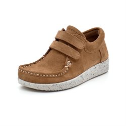 Nature Footwear Ask KIDS Halbschuhe, toffee