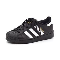 Adidas Superstar Foundation Cf C Sneaker, schwarz