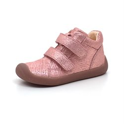 Bundgaard The Walk Klettschuhe, rose/pink