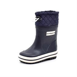 Bundgaard Wintergummistiefel Sailor Quilt, navy