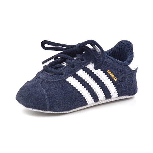 f101c231c20e GrowingFeet.de - Adidas Gazelle Crib Baby Sneaker