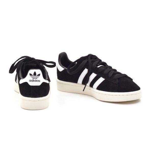 premium selection 38655 fadf5 Adidas Campus Sneaker, schwarz.