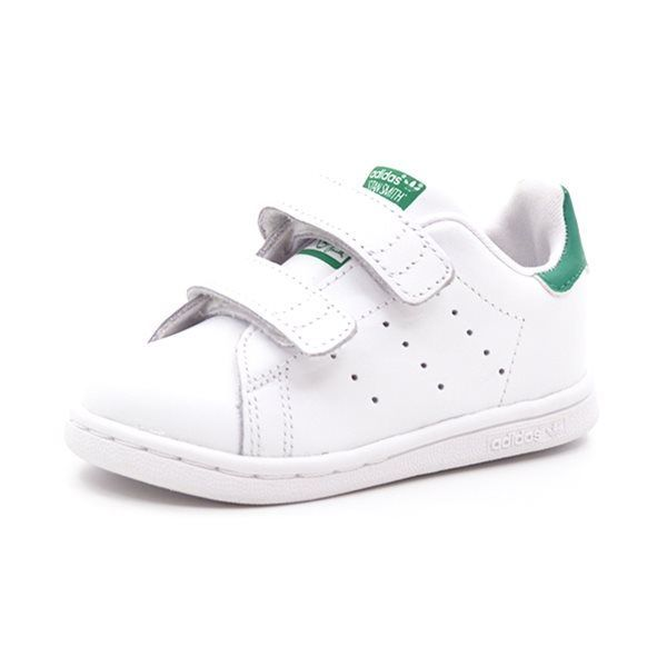 Adidas Stan Smith CF 1 Sneaker, weiß/grün