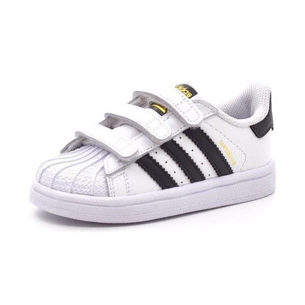 nett Adidas Superstar Foundation Cf 1 Sneaker, weißschwarz  spare mehr