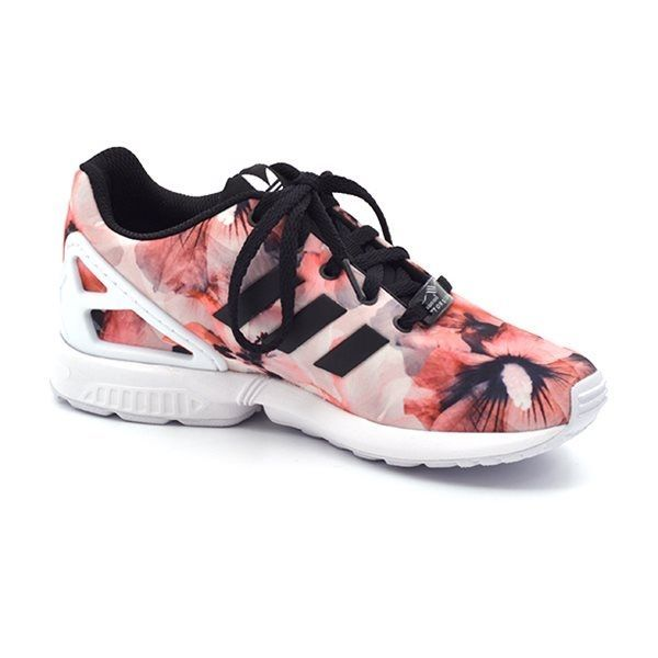 adidas zx flux damen flower city star. Black Bedroom Furniture Sets. Home Design Ideas