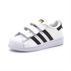 Adidas Superstar Foundation Cf C Sneaker, weiß (Gr. 28-35)