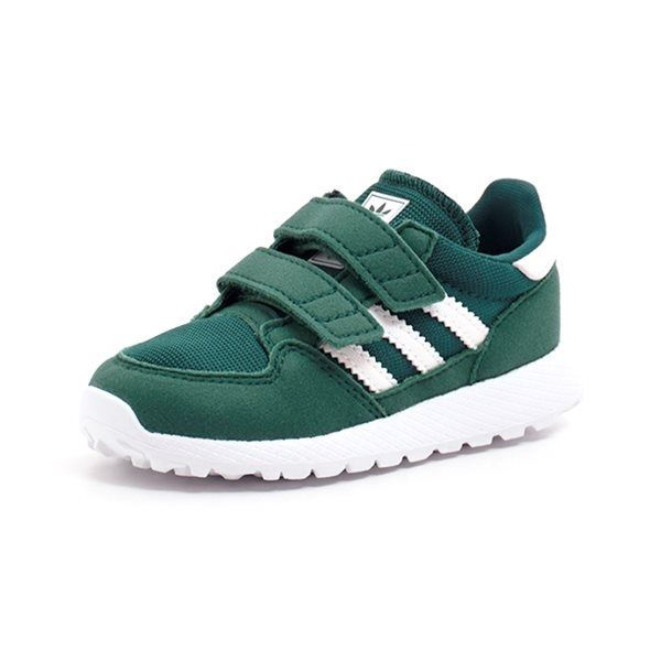 01146320254 GrowingFeet.de - Adidas Forest Grove CF Sneakers, grün