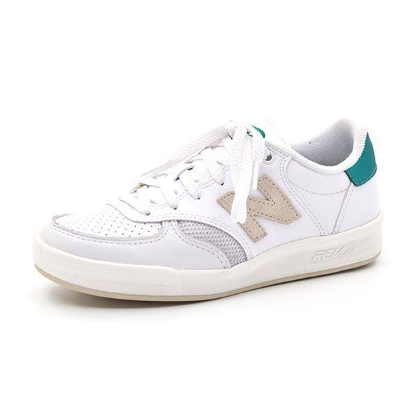 New Balance CRT 300 Sneaker, weiß/grün
