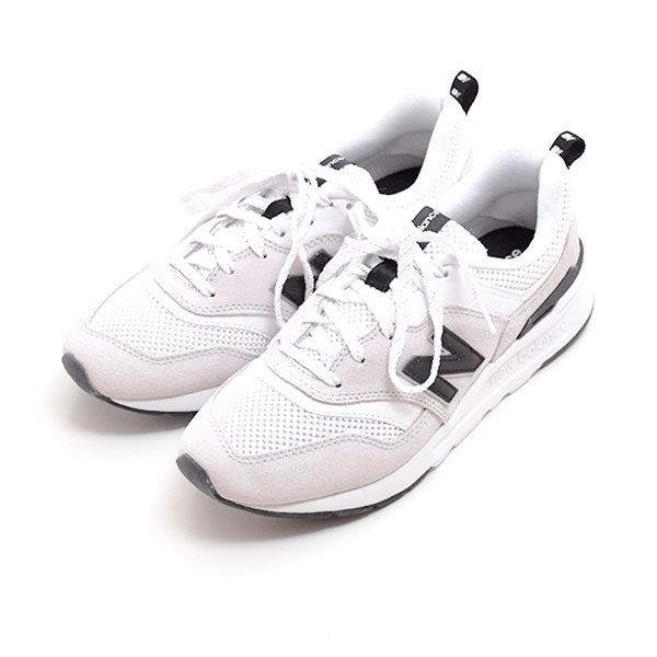 c1a4f57941 GrowingFeet.de - New Balance 997 Sneakers, weiß