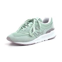 New Balance 997 Sneakers, mint