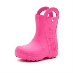 Crocs Crocband Handle IT Gummistiefel pink